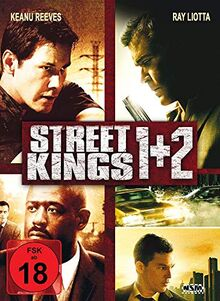 Street Kings 1&2 - uncut (2Blu-Ray+2DVD) auf 444 limitiertes Mediabook [Limited Collector's Edition] [Limited Edition]