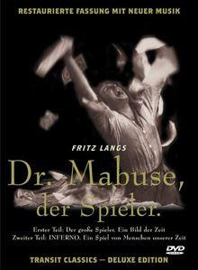 Dr. Mabuse, der Spieler (2 DVDs) [Deluxe Edition]