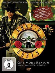 Guns N' Roses-One More Reason [DVD+CD]