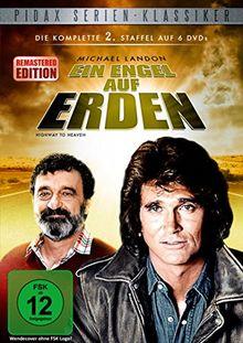Ein Engel auf Erden, Staffel 2 (Highway To Heaven) - Remastered-Edition / Die komplette 2. Staffel der Kult-Serie mit Michael Landon (Pidax Serien-Klassiker) [6 DVDs]