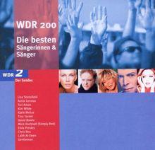 WDR 200 - Die besten Sängerinnen & Sänger