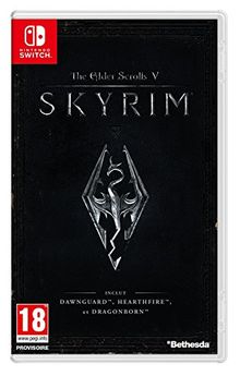 The Elder Scrolls V : Skyrim Jeu Switch