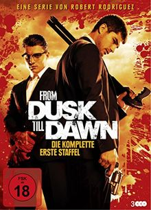 From Dusk Till Dawn - Die komplette erste Staffel [3 DVDs]