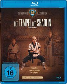 Der Tempel der Shaolin (Shaw Brothers) - uncut - [Blu-ray]
