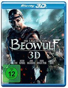 Die Legende von Beowulf [3D Blu-ray]