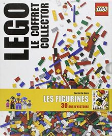 Lego, le coffret collector : Inclut le livre Les Figurines, 30 ans d'histoire