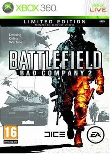 Battlefield : Bad company 2 - édition limitée