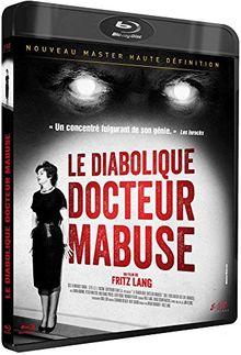 Le diabolique docteur mabuse [Blu-ray] [FR Import]