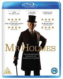 Mr Holmes [Blu-ray] [2015] [UK Import]