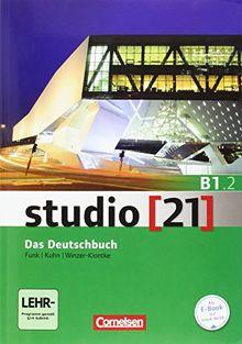 studio [21] - Grundstufe: B1: Teilband 2 - Das Deutschbuch (Kurs- und Übungsbuch mit DVD-ROM): DVD: E-Book mit Audio, interaktiven Übungen, Videoclips