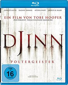 Djinn - Poltergeister [Blu-ray]