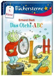 Das Olchi-ABC: Mit 20 Seiten Leserätseln und -spielen