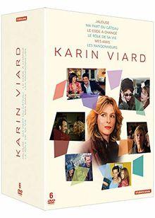 Coffret karin viard 6 films [FR Import]
