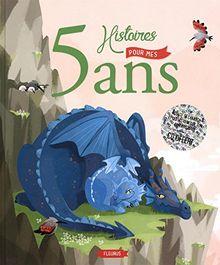 5 Histoires pour mes 5 Ans (+CD)