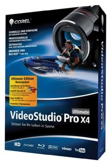 Corel VideoStudio Pro X4 Ultimate