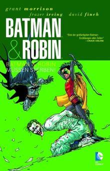 Batman & Robin 03: Batman & Robin müssen sterben