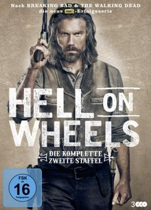 Hell on Wheels - Die komplette zweite Staffel [3 DVDs]