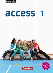 English G Access - Allgemeine Ausgabe: Band 1: 5. Schuljahr - Schülerbuch: Festeinband