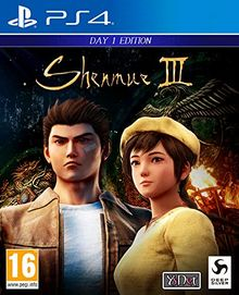 Shenmue III - Day One Edition - [PEGI-AT] [PlayStation 4]