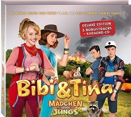 bibi und tina mädchen gegen jungs deluxe edition von