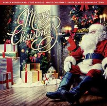 Merry Christmas (Limitierte Auflage) [Vinyl LP]