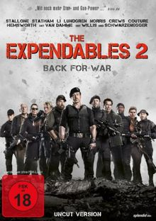 The Expendables 2 - Back for War (Uncut Version)