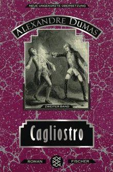Cagliostro, Band 2: BD II