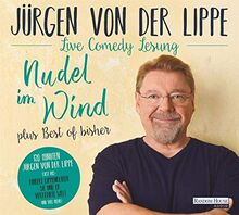 Nudel im Wind - plus Best of bisher: Live-Comedy-Lesung