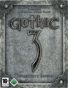 Gothic 3 - Collector's Edition
