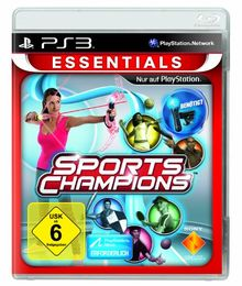 Sports Champions (Move) [Essentials]