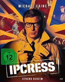 Ipcress - Streng geheim - Mediabook [Blu-ray]