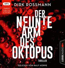 Der neunte Arm des Oktopus: Thriller. Ungekürzt.