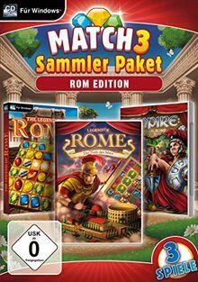 Match 3 Sammlerpaket - Rom Edition (PC)