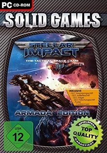 Solid Games - Stellar Impact - The Tactical Space Game (Online) - [PC]