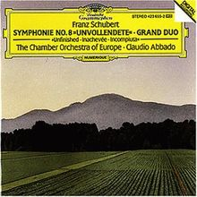 Sinfonie 8 / Grand Duo D 812