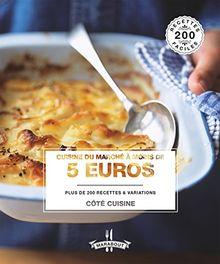 Cuisiner pour moins de 5 euros