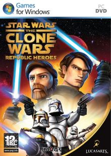 Star Wars: The Clone Wars - Republic Heroes [UK Import]