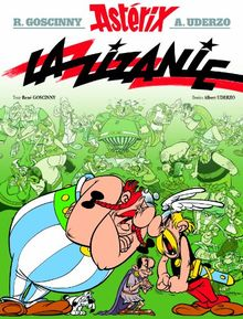 Asterix Französische Ausgabe 15. La Zizanie (Astérix)