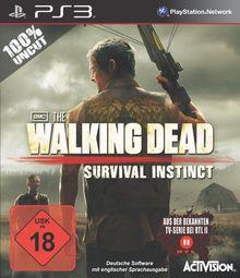 The Walking Dead: Survival Instinct (uncut)