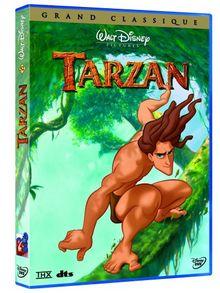 Tarzan [FR Import]