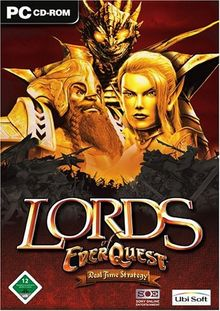 Lords of Everquest (engl. Version/dt. Handbuch)