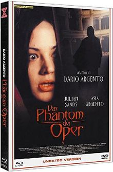 Das Phantom der Oper - Uncut/Mediabook (+ DVD) [Blu-ray] [Limited Edition]
