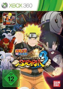 Naruto Shippuden: Ultimate Ninja Storm 3 - Day 1 Edition