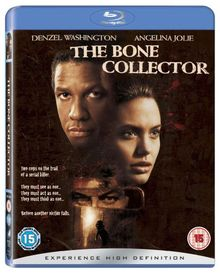 The Bone Collector [Blu-ray] [UK Import]