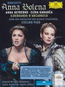 Donizetti, Gaetano - Anna Bolena [2 DVDs]