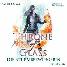 Throne of Glass 5: Die Sturmbezwingerin: 3 CDs