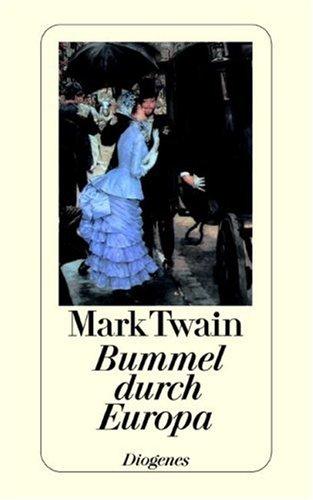Mark Twain Bummel Durch Europa
