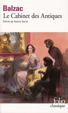 Le Cabinet des Antiques (Folio (Gallimard))