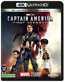 Captain america : first avenger 4k ultra hd [Blu-ray]