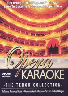 Opera Karaoke - The Tenor Collection